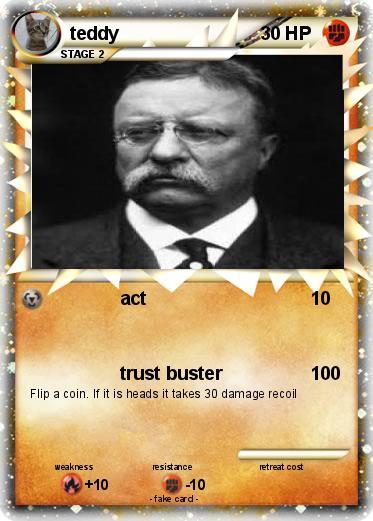 teddy roosevelt trust buster yahoo dating