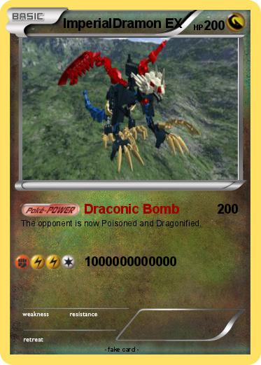imperialdramon card - photo #29