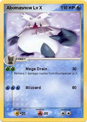 Abomasnow Pokemon Related Keywords & Suggestions - Abomasnow Pokemon ...