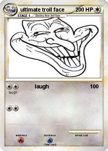 ultimate troll face