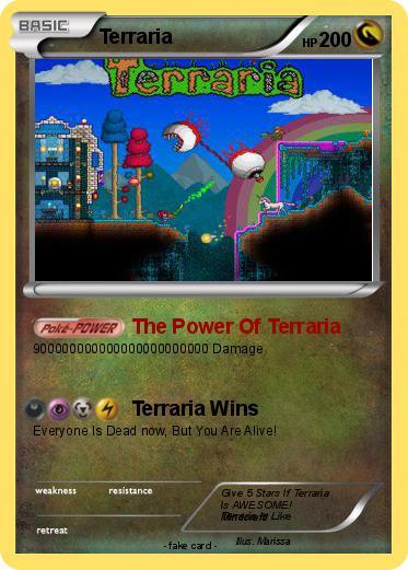 Pok 233 Mon Terraria 29 29 The Power Of Terraria My