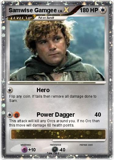 samwise gamgee the hero Sam is the ultimate hero of middle-earth, and we are lucky to have gleaned just a little bit of his infinite wisdom here are just ten examples (from the books and films) of when sam made us stop and think.