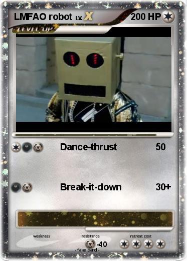 lmfao robot real face - photo #26