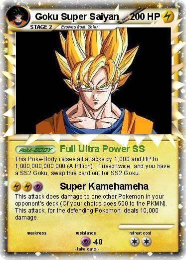 Pokemon Goku Super Saiyan 57