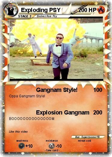 Language card english