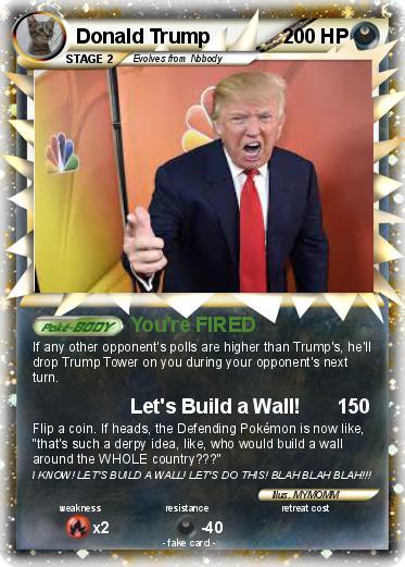 Pokemon Donald Trump 272