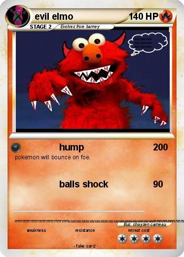 Fotos Gangsta Elmo Wit...