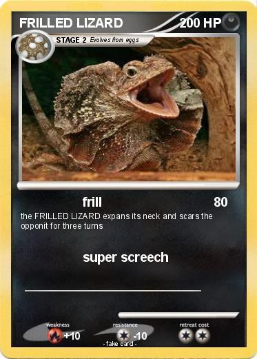 Pokémon FRILLED L...