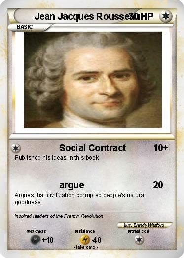 Pokemon Jean Jacques Rousseau 2
