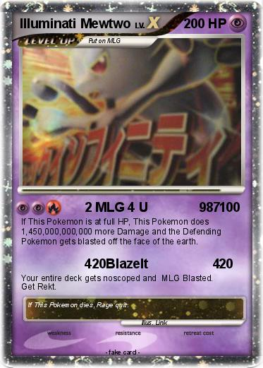 mewtwo mlg Gallery