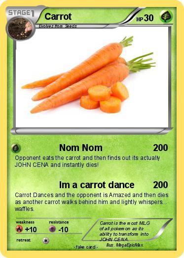 Pokémon Carrot 59 59