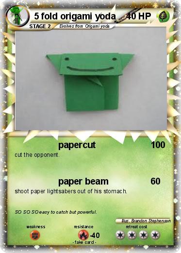 9 Best origami images | Origami, Origami yoda, Star wars origami | 521x373