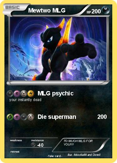Pokémon Mlg Mewtwo 1 1 - Mlg sleepy ness - My Pokemon Card