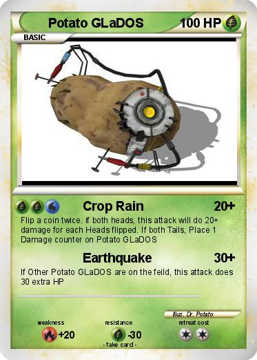 Pokemon Potato Glados 3