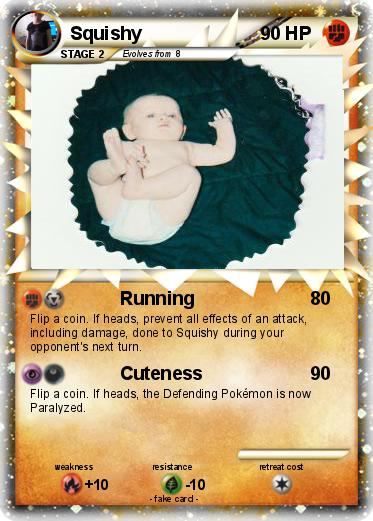 Pokemon Squishy Real Name : Squishy Pokemon Card Images Pokemon Images