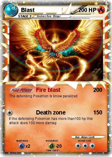 Fire blast Pokemon Yellow Version: Special Pikachu Edition