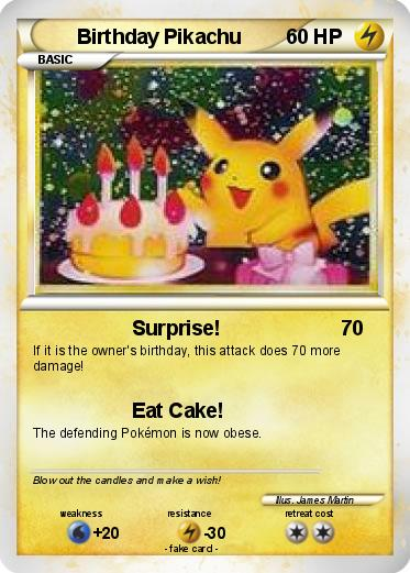Juicy image pertaining to pokemon birthday card printable