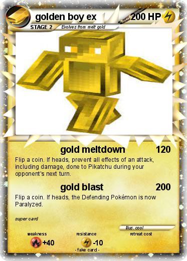 pokemon gold my boy
