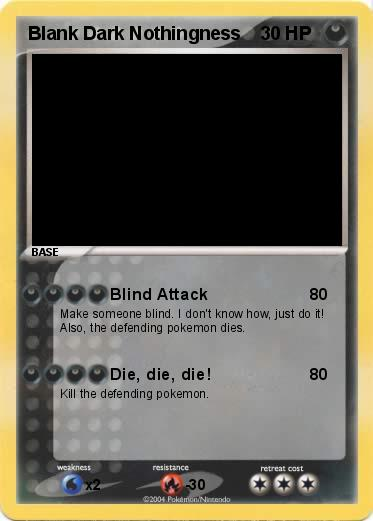 how to make a pokemon card.