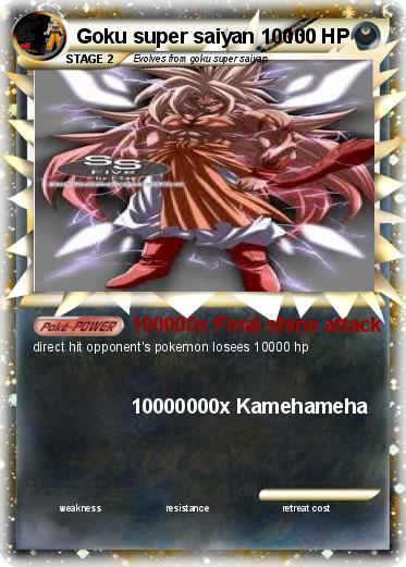 super saiyan 10000 goku