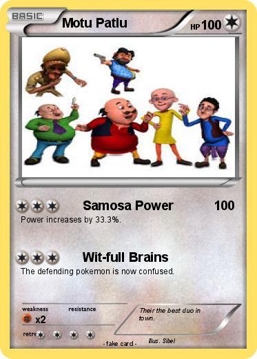 Pokemon Motu Patlu 1