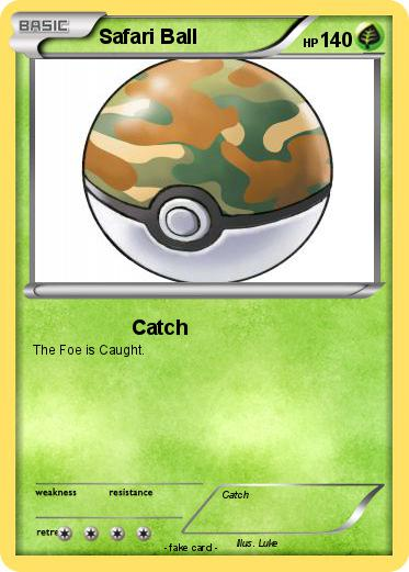 Pokmon Safari Ball 2 2