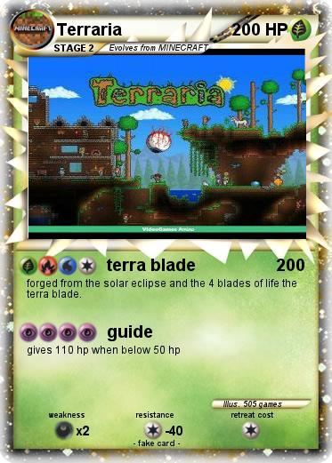 Pokemon Terraria 77 Reload if an eclipse doesn't happen. pokemon terraria 77
