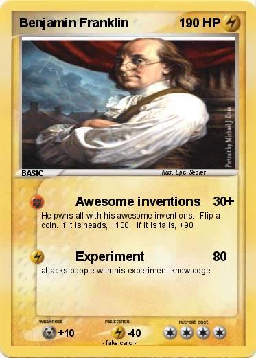 essay on benjamin franklins inventions