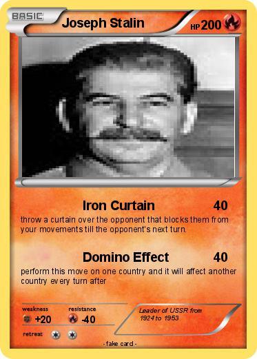 Pokemon Joseph Stalin 52 52