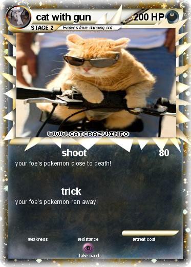 Pics Photos - Evil Cats With Guns Image
