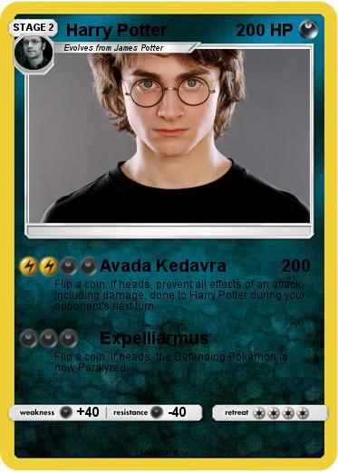 Pokemon Harry Potter 2276