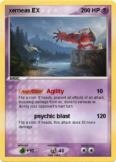 Xerneas Pokémon  Bulbapedia the communitydriven