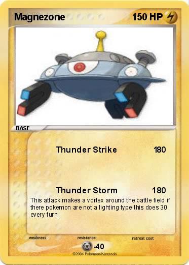 Pokemon Magnezone