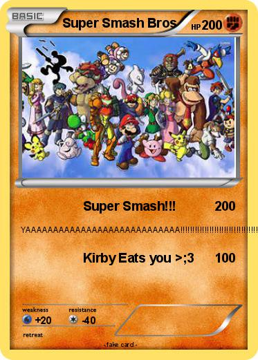 Pok 233 Mon Super Smash Bros 151 151 Super Smash My
