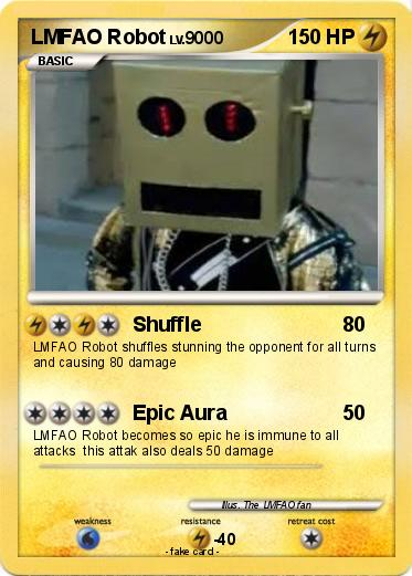 lmfao robot real face - photo #22
