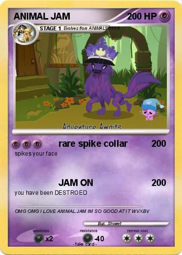 Pokemon ANIMAL JAM 53