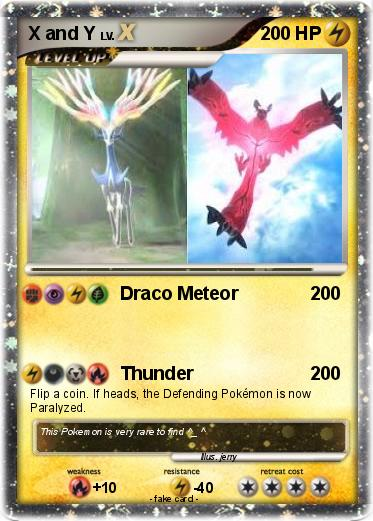Pokemon X And Y Cards Images | Pokemon Images