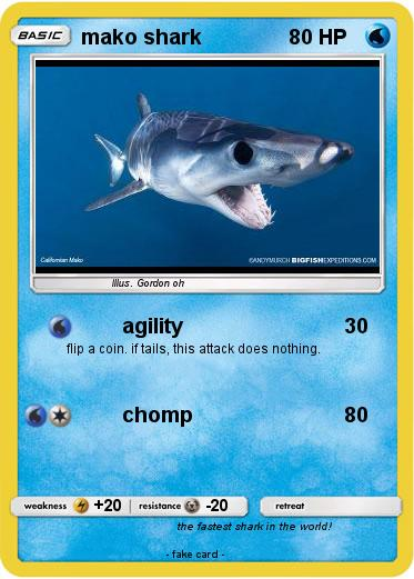 Pokemon mako shark 14