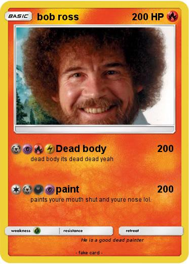 Pokemon bob ross 43