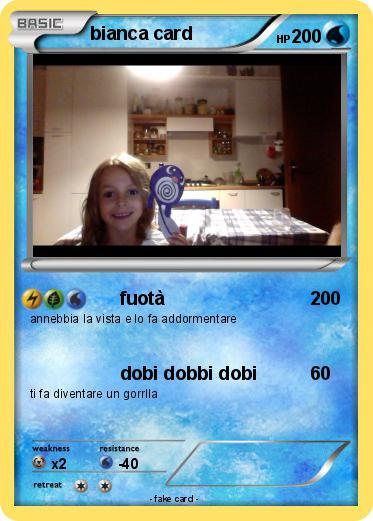 pok233mon bianca card fuot224 my pokemon card