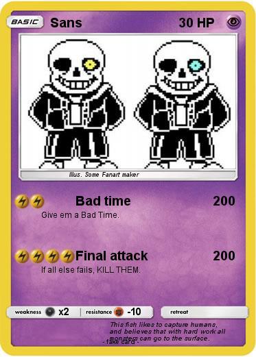Pokemon Sans 2820