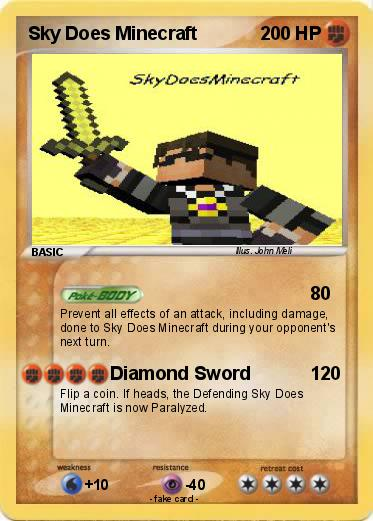 Pokemon sky does minecraft
