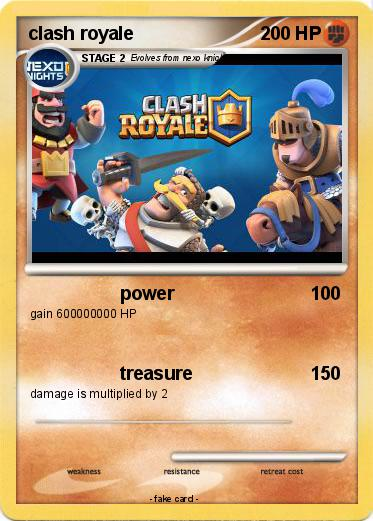 how to create your own clash royale card for ios