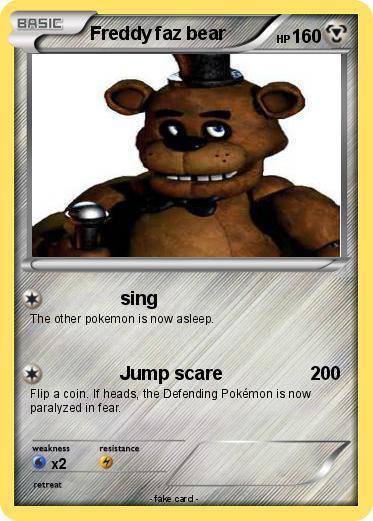 Faz bear for pinterest