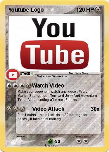 Pokemon Youtube Logo