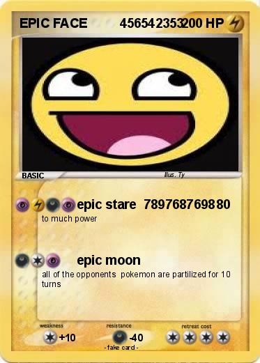 pok233mon epic face 456542353 456542353 epic stare