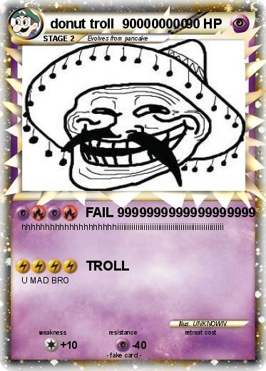 trrol face