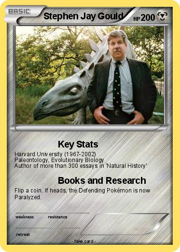 stephen j gould essays