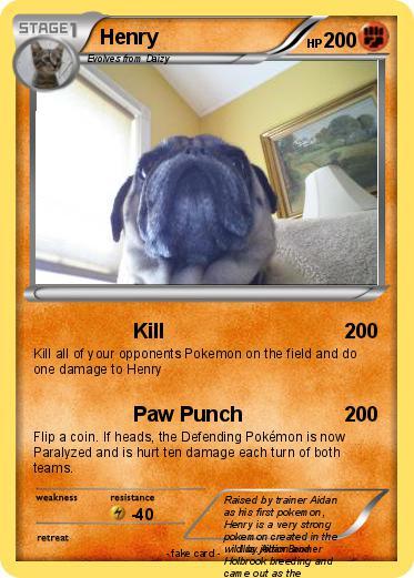 Pokémon Henry Hudson 10 10: Pokémon Henry 304 304