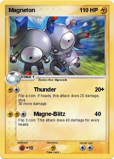 When Does Magneton Evolve Pokemon Heartgold Images